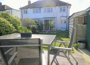 Thumbnail 3 bed semi-detached house for sale in Lodge Way, Shepperton