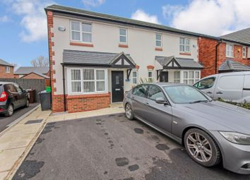 3 bed semi-detached house for sale in Sandiford Row, Radcliffe, Manchester M26