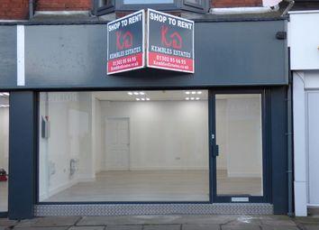 Thumbnail Retail premises to let in Unit 4, Copley Road