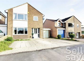 Thumbnail 3 bed detached house for sale in Wyvern Close, Matlock, Derbyshire