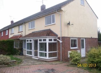 Thumbnail 3 bed semi-detached house for sale in Heapham Road, Gainsborough