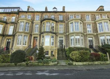 Thumbnail 2 bed flat for sale in Priors Terrace, Tynemouth, North Shields