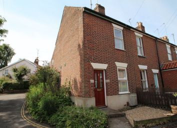 Thumbnail 3 bedroom end terrace house for sale in Rose Valley, Norwich