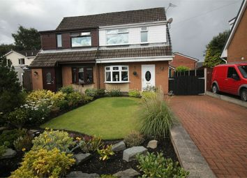 Thumbnail 3 bedroom semi-detached house for sale in Widcombe Drive, Breightmet, Bolton, Lancashire