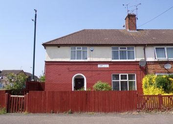 Thumbnail 4 bed semi-detached house for sale in Carpe Road, Leicester, Leicestershire