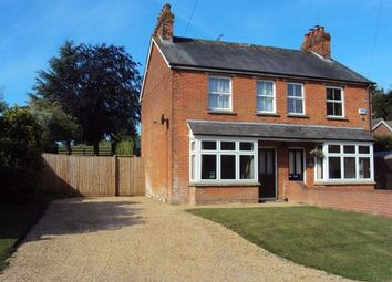 Thumbnail 2 bed cottage to rent in Petersfield Road, Ropley, Hampshire