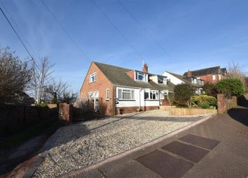 4 bed semi-detached bungalow for sale in Albion Hill, Exmouth, Devon EX8