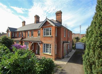 Thumbnail 5 bed semi-detached house for sale in Middle Gordon Road, Camberley, Surrey