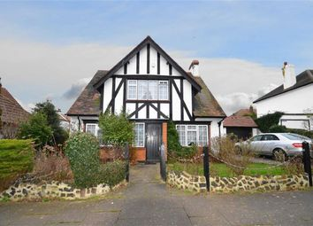Thumbnail 4 bed detached house for sale in Lindisfarne Avenue, Leigh-On-Sea, Essex