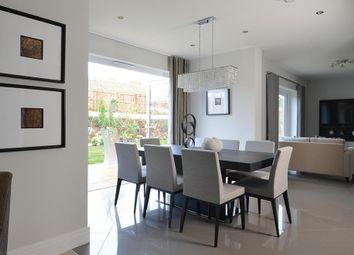 "Thumbnail 5 bed detached house for sale in ""The Hexham"" at Vert Court, Haldane Avenue, Haddington"