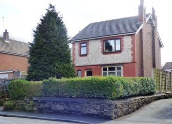 Thumbnail 3 bed detached house for sale in Chelford Road, Macclesfield, Cheshire