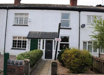 Thumbnail 2 bed terraced house for sale in Ladybridge Road, Cheadle Hulme, Cheadle, Greater Manchester