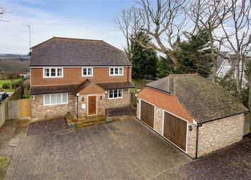 Thumbnail 4 bed detached house for sale in Chitcombe Road, Broad Oak, East Sussex