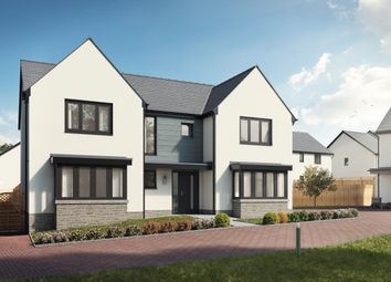 Thumbnail 5 bed detached house for sale in The 5 Bed Caernarfon, Summerland Lane, Newton, Swansea