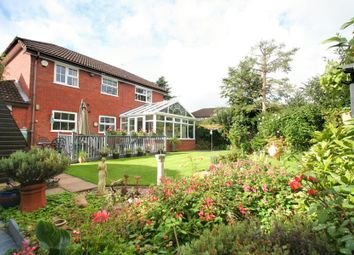 Thumbnail 4 bed detached house for sale in Chelveston Crescent, Solihull