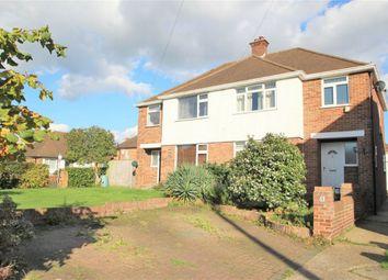 Thumbnail 3 bed semi-detached house for sale in Peel Way, Uxbridge