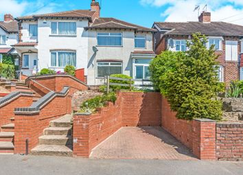 Thumbnail 3 bed semi-detached house for sale in Woodleigh Avenue, Harborne, Birmingham
