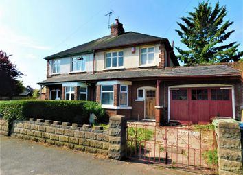 Thumbnail 3 bed semi-detached house for sale in Rowley Grove, Stafford