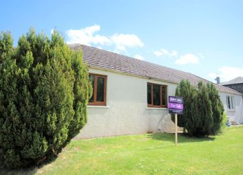 Thumbnail 2 bedroom semi-detached bungalow for sale in Old Rayne, Insch, Aberdeen
