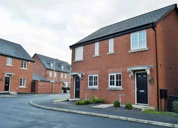 Thumbnail 2 bed semi-detached house to rent in North Croft, Atherton, Manchester