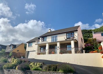Thumbnail 5 bed detached house for sale in Strawberry Gardens, Penally, Tenby
