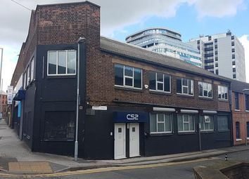 Thumbnail Commercial property for sale in 1 Lennox Street, Nottingham
