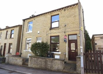 Thumbnail 2 bedroom semi-detached house for sale in James Street, Brighouse