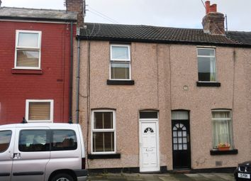 Thumbnail 2 bed terraced house for sale in Norton Road, West Kirby, Wirral
