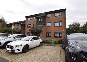 Thumbnail 2 bed flat for sale in Capstan Close, Chadwell Heath, Romford