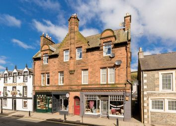 Thumbnail 1 bed flat for sale in 44D High Street, Innerleithen