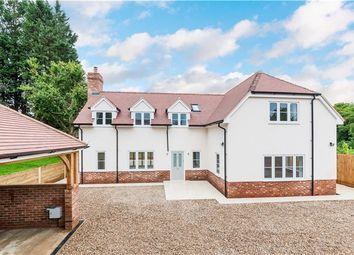 Thumbnail 4 bed detached house for sale in Church View, Widdington, Saffron Walden