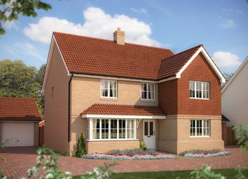 """Thumbnail 5 bedroom detached house for sale in """"The Chester"""" at Bannold Drove, Waterbeach, Cambridge"""