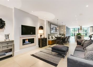 Thumbnail 4 bed terraced house for sale in Moore Park Road, London