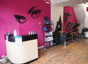 Thumbnail Retail premises for sale in Hair Salons S10, South Yorkshire
