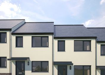 Thumbnail 2 bed terraced house for sale in The Constable, Fusion, Paignton, Devon