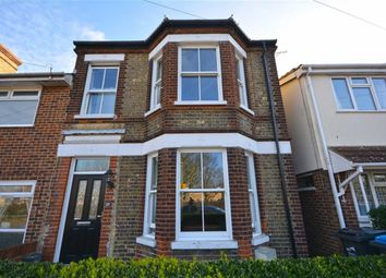 Thumbnail 4 bedroom semi-detached house for sale in Edge End Road, Broadstairs, Kent
