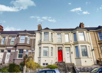 Thumbnail 3 bed terraced house for sale in Dale Road, Plymouth