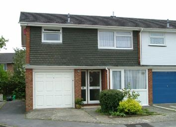 Thumbnail 3 bed terraced house to rent in Norris Gardens, New Milton