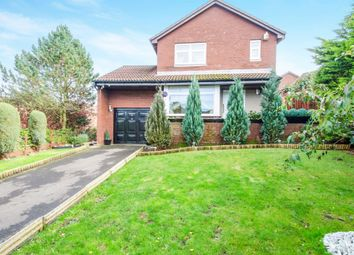 Thumbnail 3 bedroom detached house for sale in Linnhead Drive, Priesthill, Glasgow