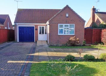 Thumbnail 3 bed detached bungalow for sale in Star Lane, Holbeach, Spalding