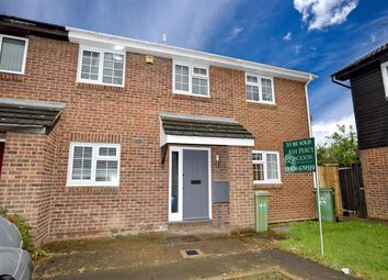Thumbnail 4 bed end terrace house for sale in Lagonda Close, Newport Pagnell