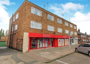 Thumbnail 3 bedroom flat for sale in Norwich Road, Leicester, Leicestershire