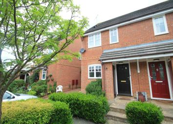 Thumbnail 2 bed semi-detached house to rent in Holly Drive, Aylesbury