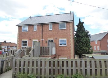 Thumbnail 2 bed maisonette for sale in Sizewell Road, Leiston