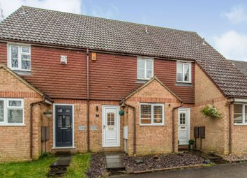 Thumbnail 2 bed terraced house for sale in Wildfell Close, Chatham