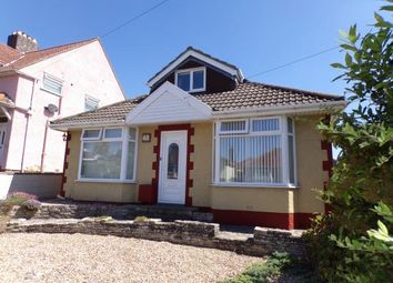 Thumbnail 4 bed bungalow for sale in Baytree Road, Weston-Super-Mare