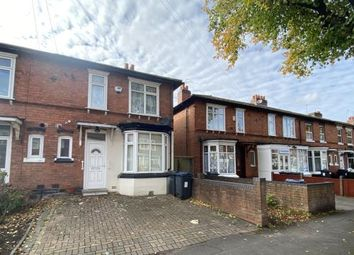 Thumbnail 3 bed terraced house for sale in Sarehole Road, Birmingham, West Midlands
