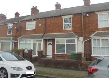 Thumbnail 3 bed terraced house to rent in Wolfreton Road, Anlaby, Hull