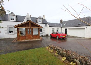 Thumbnail 5 bed property for sale in Elmbank, Abernethy, Perthshire