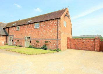 Thumbnail 5 bed barn conversion for sale in Farley Corner, Great Haywood, Stafford